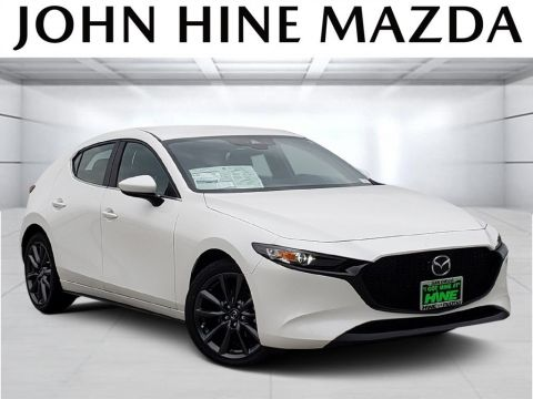 2020 Mazda Mazda3 Preferred Base