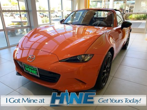New 2019 Mazda Miata MXR 30th Anniversary Special Edition