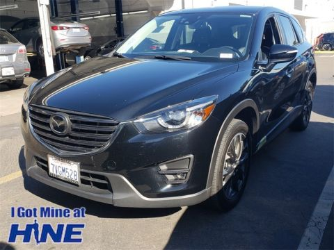 2016 Mazda CX-5 Grand Touring I-activsense and Tech Package