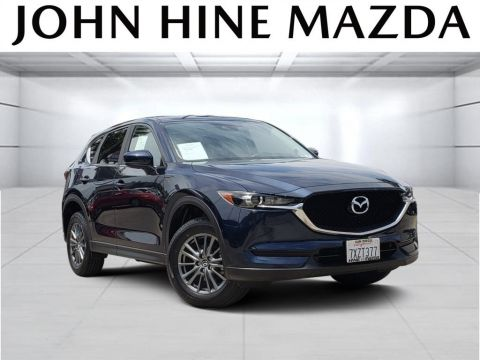 2017 Mazda CX-5 Touring Preferred Package