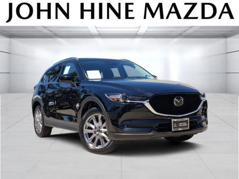 2019 Mazda CX-5 Grand Touring Premium Package