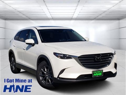 2020 Mazda CX-9 Touring 2ND Row Captains Chairs